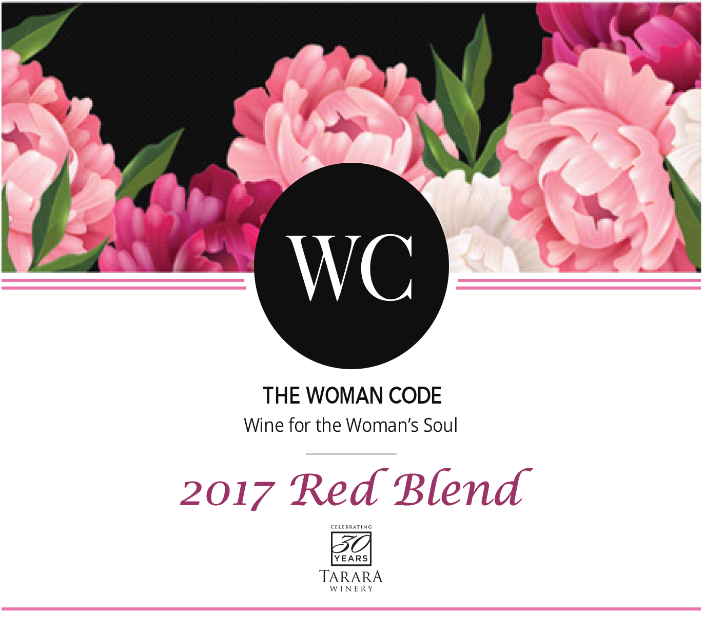 2017 Woman Code Red Blend